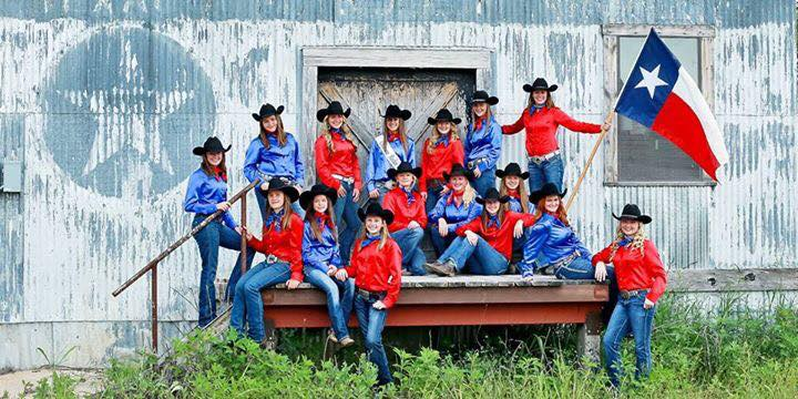 Coleman Cowgirls Pic