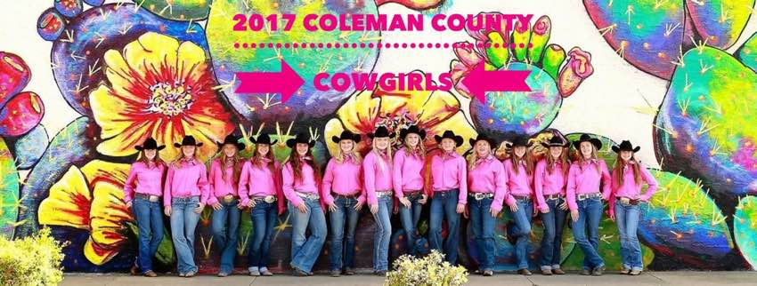 Coleman County Cowgirls