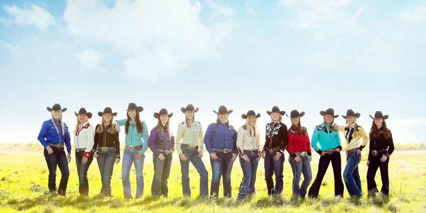 Coleman County Cowgirls 2018